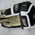 Before: It's a glove.