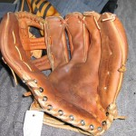 After: Ball glove repairs at Done Right Sports