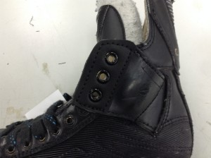 Hockey Skates Repair Eyelets